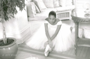 OTTAWA, KANATA, STITTSVILLE, BARRHAVEN, BALLERINA IN ROMANTIC TUTU BY JEFF RYAN STUDIO
