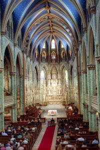 OTTAWA SUSSEX DRIVE CATHOLIC CATHEDRAL BASILICA CHURCH https://jeffryan-photography.com/gallery/weddings/